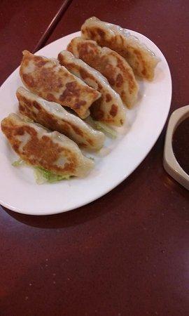 Rockville, MD: Perfect Fried Dumplings
