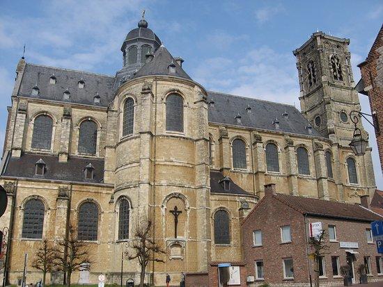 Abbaye de Grimbergen, église 1660
