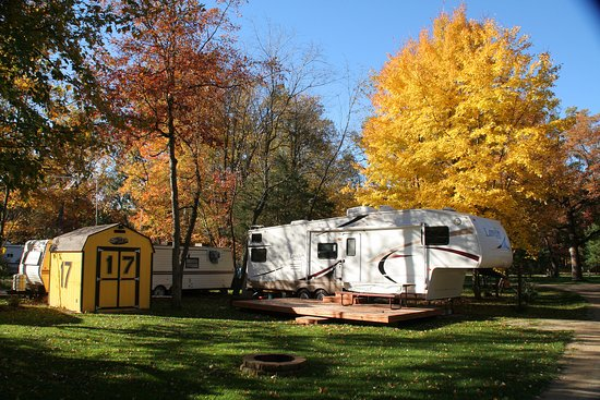 Montello, WI: Ask about our seasonal sites, which are rented by the year.