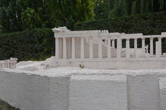 Mini-Europe: Athens at Mini Europe