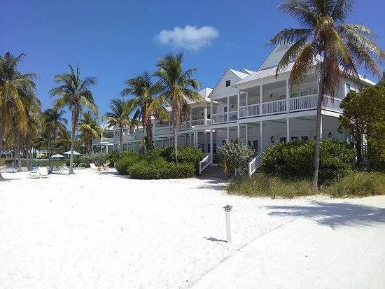 Tranquility Bay Beach House Resort: Rooms facing the beach