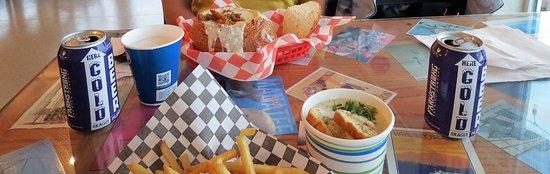 Bob's Chowder Bar & BBQ Salmon Photo