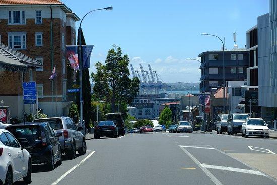 Milestone Tours: View towards Downtown