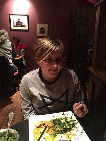 Kittery, Maine: Chicken tikka masala, palak paneer outstanding