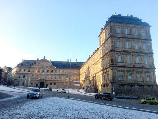 Neue Residenz: The residence
