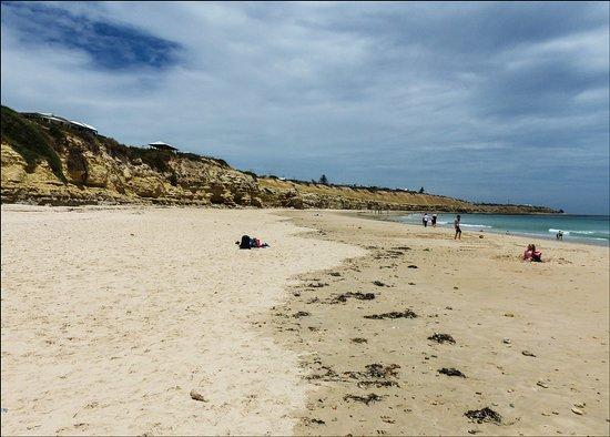 Aldinga Beach, Australië: Port Willunga Beach. Very close to Aldinga