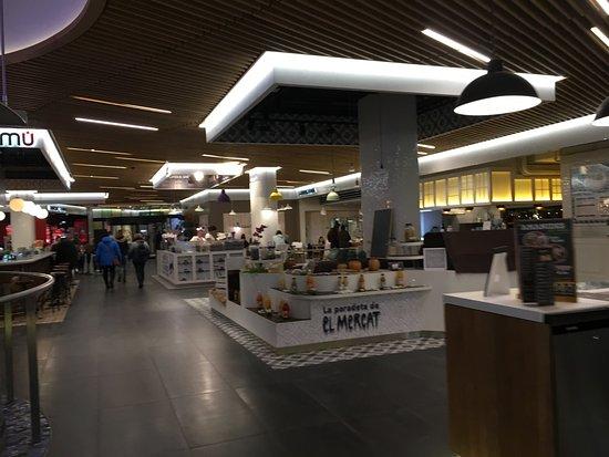 El mercat de glories barcelona restaurant bewertungen for El mercat de les glories