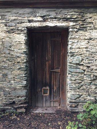 Arrowtown, Nya Zeeland: Interesting old door