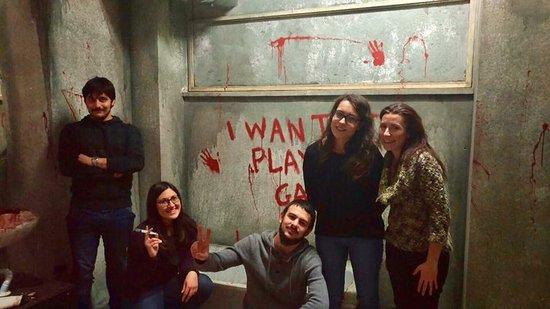 Al Game Over Escape Room Foto Di Game Over Escape Rooms