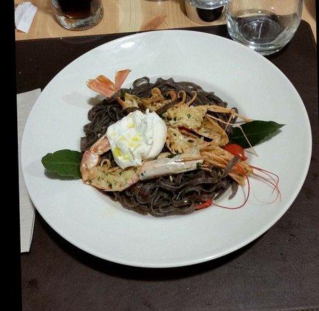 Fossano, Italy: Eccellente piatto...consigliato