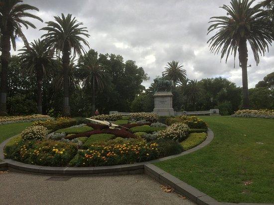 墨尔本花园