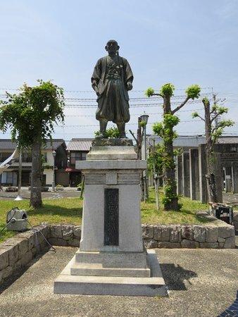 Aeyosuke Bronze Statue