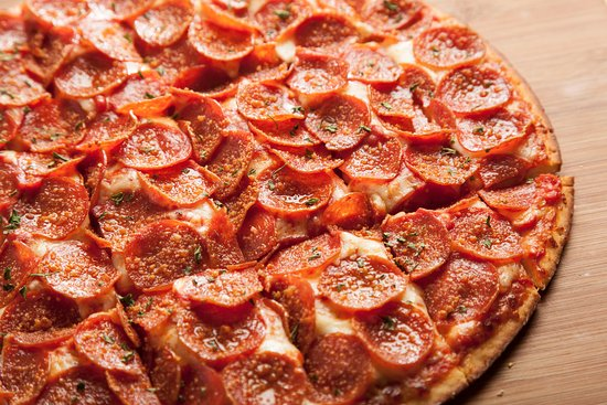 Granville, OH: Pepperoni Pizza