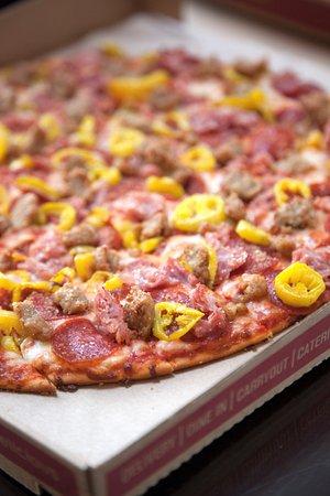 Granville, OH: Founder's Favorite Pizza