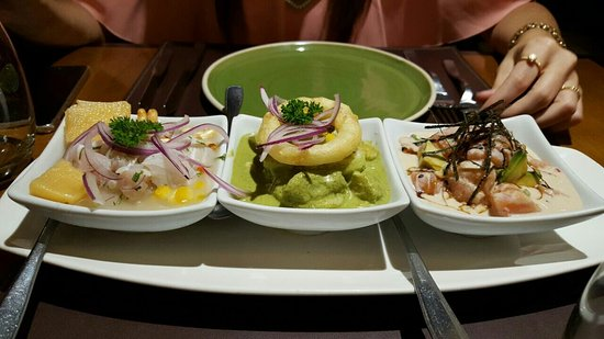 Excelente Restaurante Taypá Sabores Del Perú