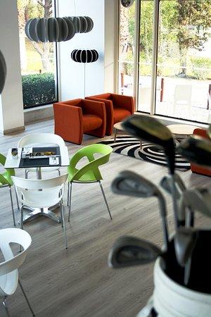 Quinta do Lago, Portugal: Birdie Lounge, a Bobby Jones Restaurant Outlet