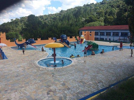 Santa Isabel, SP: Parque estância Solazer