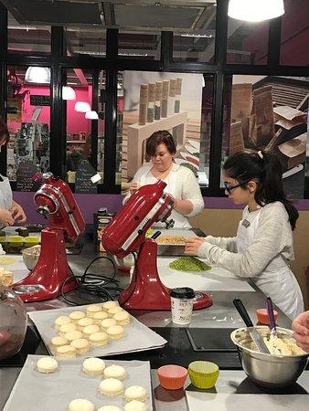 L'Atelier Cuisine Zôdio Rosny: Les merveilleux 