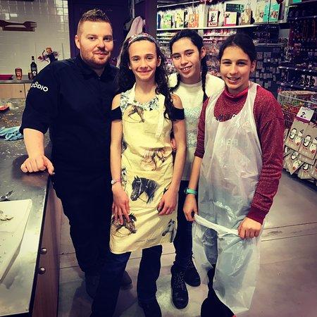 L'Atelier Cuisine Zôdio Rosny: Atelier Ado