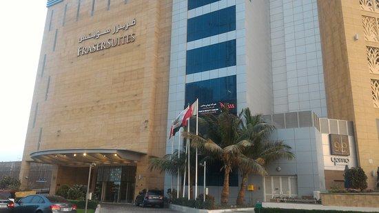 Fraser Suites Dubai: P_20170103_172229_large.jpg