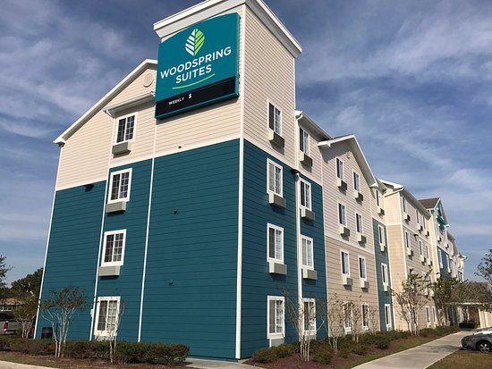 Woodspring Suites Orlando East Updated 2018 Prices Hotel Reviews Fl Tripadvisor