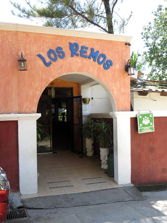 Restaurante Los Remos Restaurant