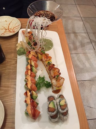 Umi Sushi Japanese Restaurant New York Ny United States