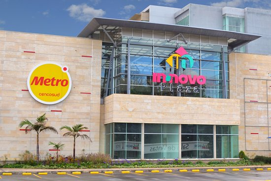 Centro Comercial Innovo Plaza: Fachada Innovo