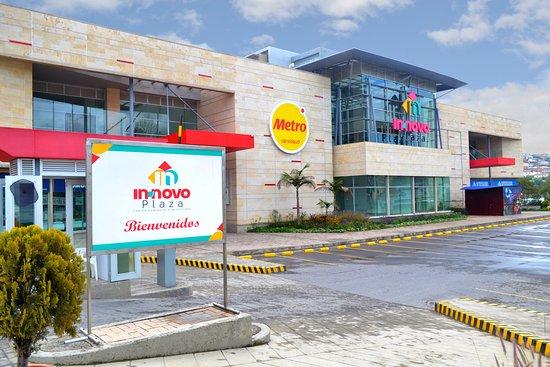 Centro Comercial Innovo Plaza: Entrada Principal Innovo - Duitama