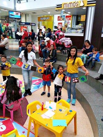 Centro Comercial Innovo Plaza: actividades familiares