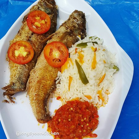 Lagos State, Νιγηρία: Longspoonkitchen