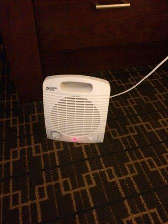 Эль Сегундо, Калифорния: Heating system!