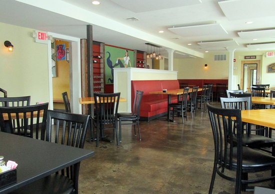 Flemington, Nueva Jersey: Blue Fish Grill
