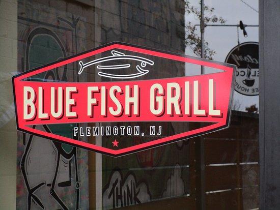 เฟลมิงตัน, นิวเจอร์ซีย์: Blue Fish Grill