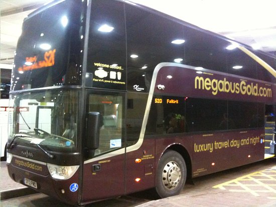 Megabus Gold (Glasgow) - 2019 All You Need to Know Before You Go