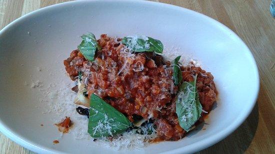 Lasagna Bolognese - Picture of True Food Kitchen, Pasadena - TripAdvisor