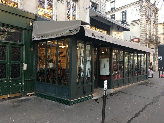 Pedra Alta Restaurant Paris Bastille