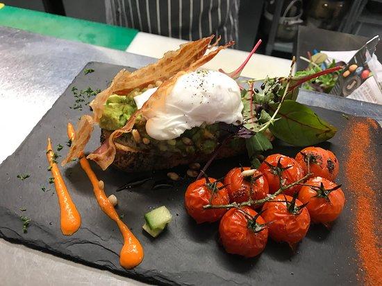 Stokesley, UK: Wonderful food