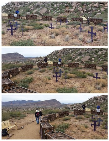 Yarnell, AZ: This was a Kleenex® moment.