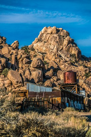 Twentynine Palms, Californië: Historic Desert Queen Ranch