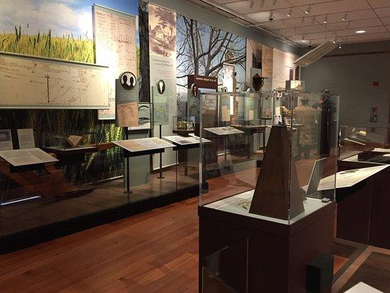 ชาร์ลอตส์วิลล์, เวอร์จิเนีย: Inside Museum