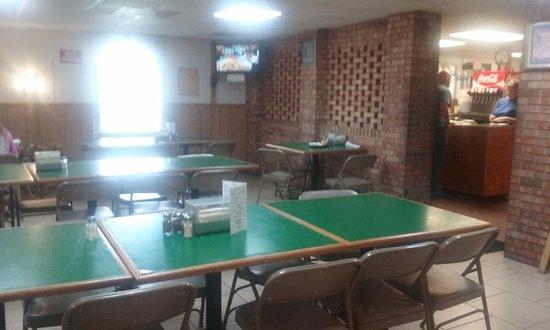 Baxley, GA: interior