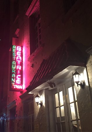 Photo of American Restaurant The Beatrice Inn at 285 West 12th Street, New York, NY 10014, United States