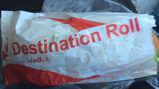 Mascot, Australia: Chicken Roll