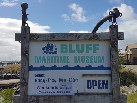 Bluff, นิวซีแลนด์: 20170120_063029_large.jpg