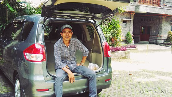 Mr. Wayan Ubud transport