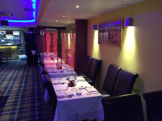 Heathfield, UK: With all new look and menu ......