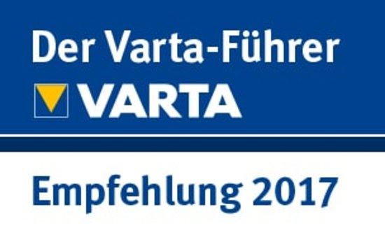 Hersbruck, Германия: Varta-Führer Empfehlung 2017