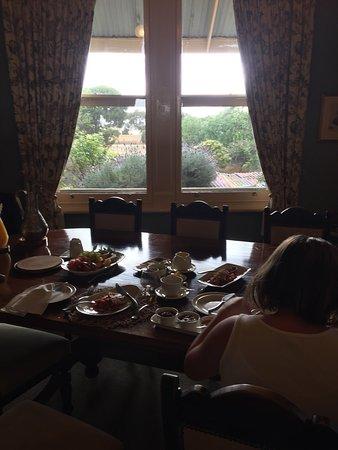 Stranraer Homestead: Delightful atmosphere and food
