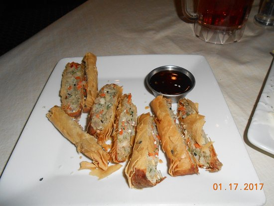 Ruby Tuesday: THIS IS NOT SPRING ROLLS